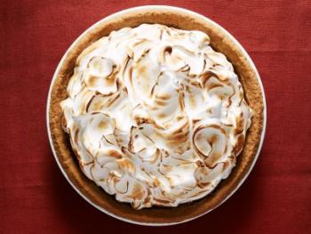 Chestnut-Meringue-Pie