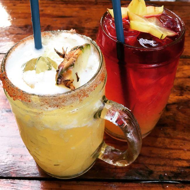 Hartwood cocktails