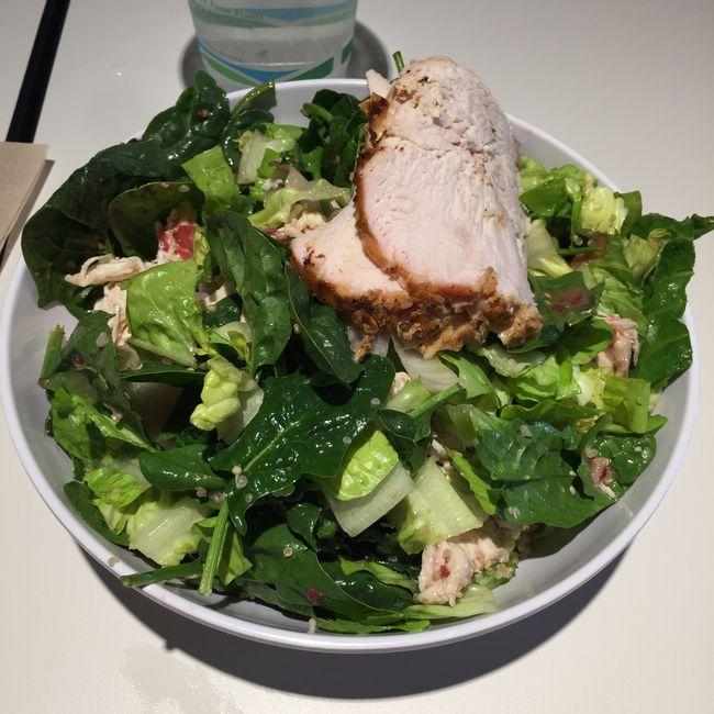 Facebook Salad