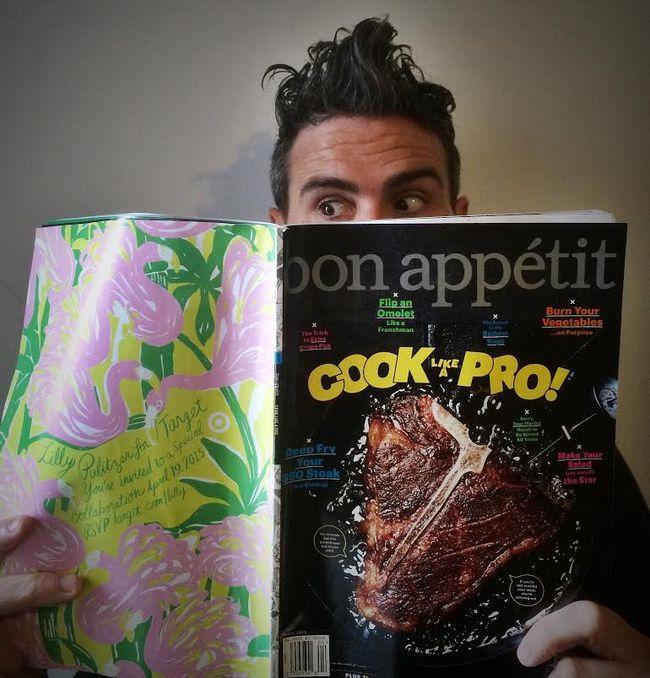 Magazine Club bon appetit