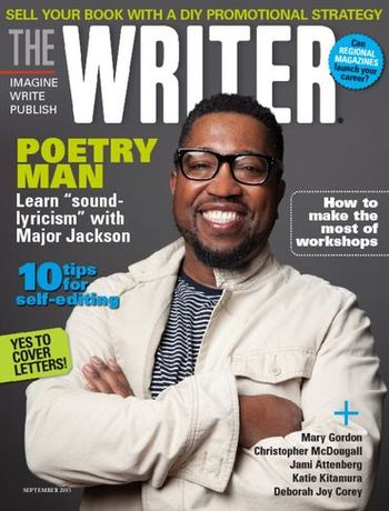 Writer cover