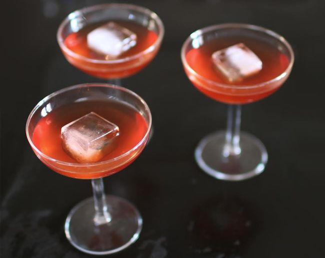 Rose vermouth