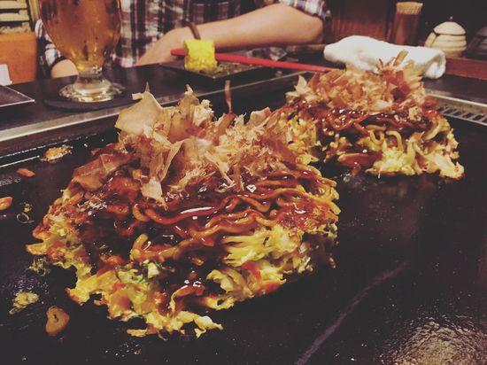 Okonomiyaki tokyo