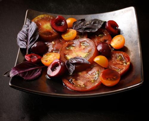Food photo tomatoes