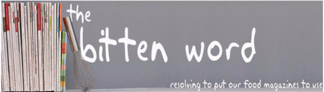 Bitten word logo 1