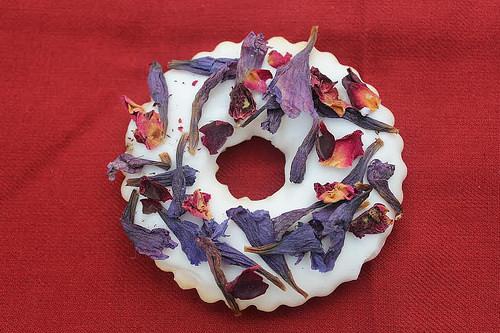 Lavender shortbread Elizabeth