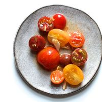 Asian Marinated Tomatoes sq