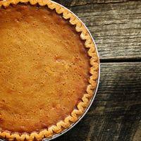 Maple Syrup Pie with Crème Fraîche sq