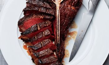 Slow-Roasted, Twice-Fried Porterhouse Steak Bon Appetit