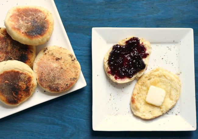 English muffins POST