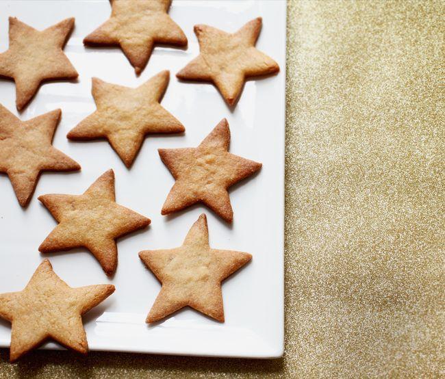 Gingered sugar cookies POST