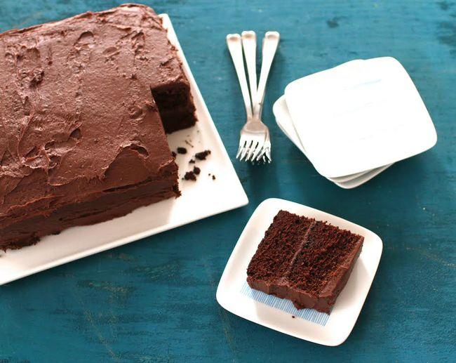 Reichl chocolate cake