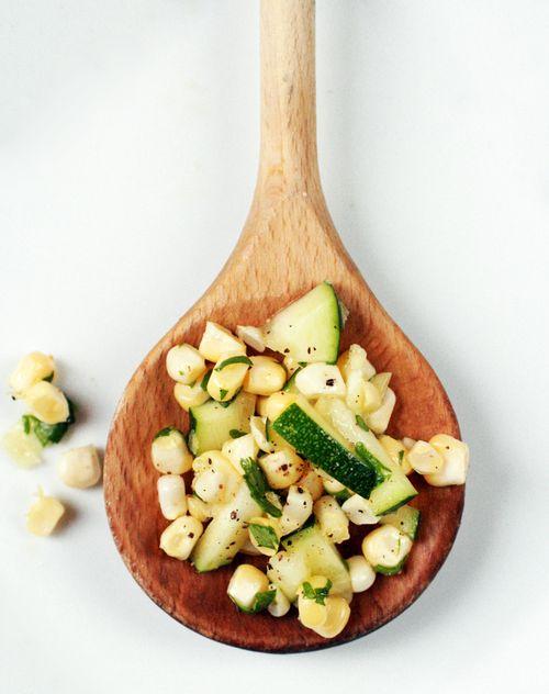 Food photo corn